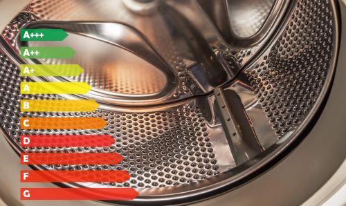 Energieverbrauch bei waschmaschinen